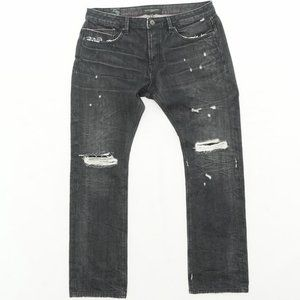 CULT OF INDIVIDUALITY Rebel Straight Jeans Size 38